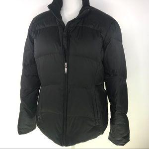 Eddie Bauer Goose Down Puffer Jacket